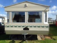 2 Berth Static Caravan Sleeps 6, North Denes Caravan Park, Taking bookings for 2017