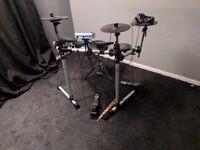 DD400 Compact E-Drum Kit