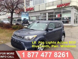 2015 Kia Soul LX, Bluetooth, Active ECO