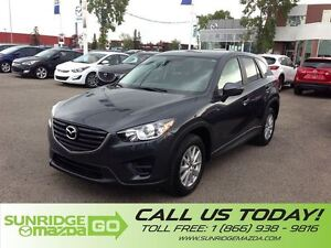 2016 Mazda CX-5 POWER PACKAGE, BACK-UP CAM, LOW KMS, ALLOY WHEEL