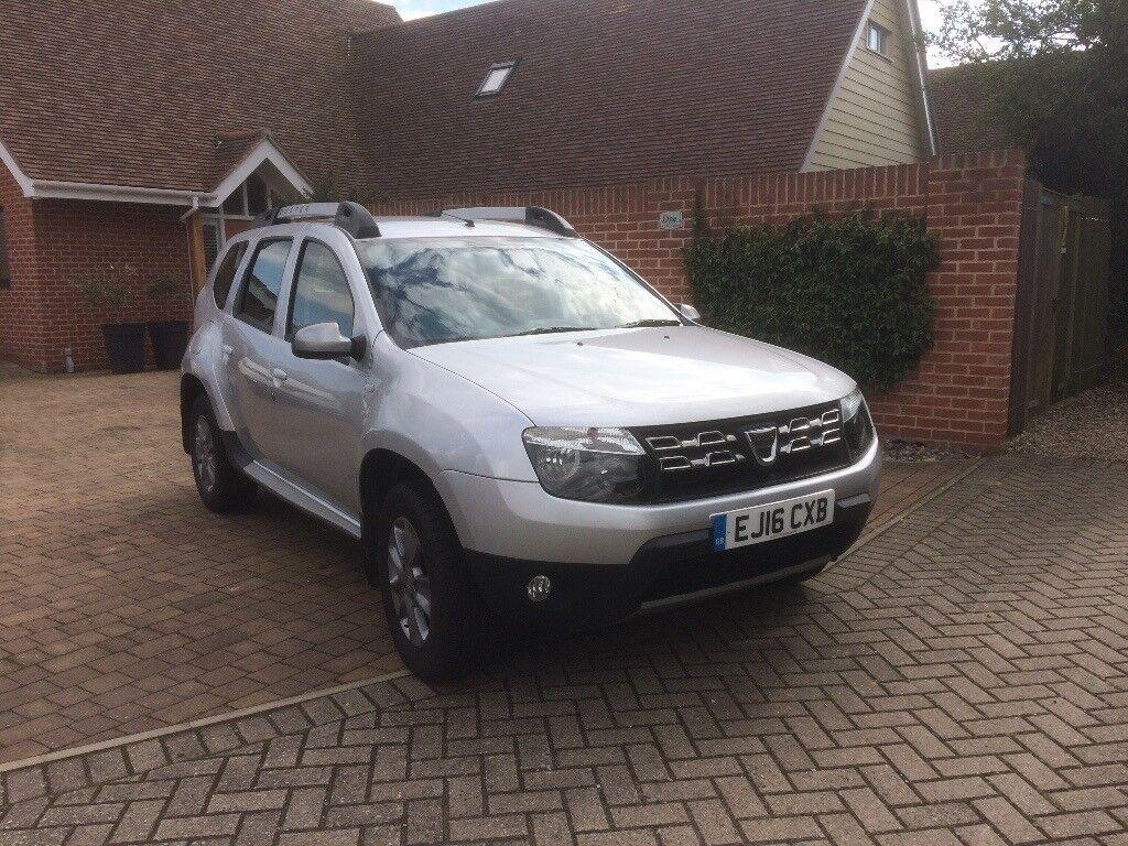 Dacia Duster Laureate 1 5 Diesel front wheel drive | in Hadleigh, Suffolk |  Gumtree