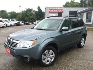 2009 Subaru Forester X w/Premium Pkg | AWD | Amazing Condition | Kitchener / Waterloo Kitchener Area image 9