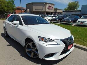 2015 Lexus IS 350 AWD-LEATHER-SUNROOF-ONE OWNER