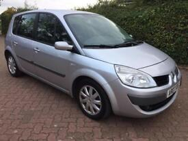 2007 Renault Scenic 1.5 DCi Dynamique, 1 Owner, Full Service History, Long MoT, Low Mileage