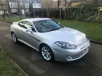 Hyundai Coupe 2.0 SIII 3dr, 6 MONTH FREE WARRANTY, NEW CLUTCH, FULL SERVICE HISTORY