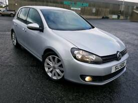 2009 golf 2.0tdi DSG!! Full service history 12 moths MOT