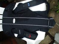 babybjorn one baby carrier original & bebeconfort car seat realis