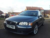 Volvo S60 SE d 185 E4 with tow bar low mileage sunroof