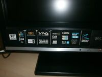 """Sony Bravia 20"""" widescreen TV used only max 6 times in bedroom."""