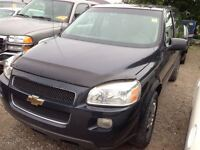 2009 Chevrolet Uplander LS CALL 519 485 6050 CERT AND E TESTED