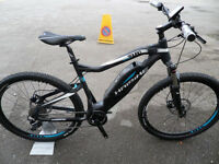 Haibike sDuro HardSeven SL 2016 Brand New Never Ridden Electric Mountain Bike Located in Bridgend