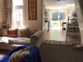 Huge double room in spacious house with large open kitchen/living area, 2 toilets, 1 bathroom,garden