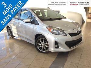 2012 Toyota Yaris **4 PNEUS D'HIVER GRATUITS**MODELE SE* 62$/SEM