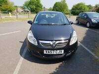 Very reliable vauxhal corsa 1.2