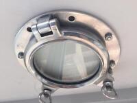 Portholes - aluminium