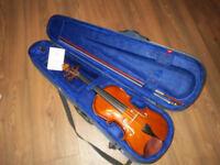 Stentor student violin 4/4