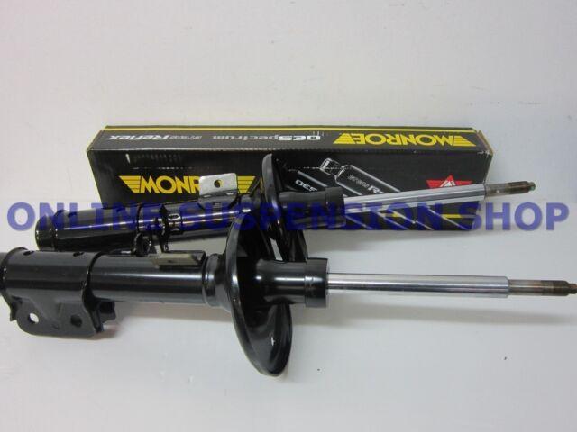 MONROE GAS Rear Shock Absorber Struts to suit Mazda 626 V6 GE 91-97 Models