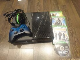 Xbox one 500gb plus games and accessories