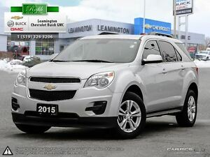 2015 Chevrolet Equinox LOCALLY OWNED---AWD