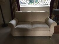 Laura Ashley Large Two Seater Sofa / Settee
