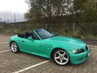 S REG BMW Z3 FIJI+3 FORMER KEEPERS+11 STAMP IN THE HISTORY+MOTd MARCH 2O18+A REAL FUTURE CLASSIC