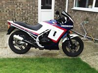 Honda VF500F 2E Motor cycle 500cc
