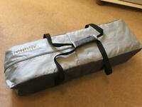 Mothercare travel cot - great condition