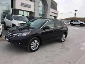 2014 Honda CR-V EX-L, Bluetooth, Backup Cam, Clean Carproof