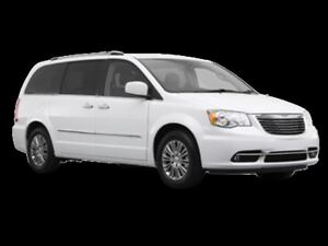 2016 Chrysler Town  Country TOURING STOW N GO MAGS NAV CAMERA DE