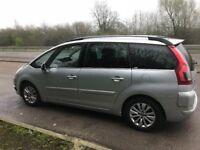 AUTOMATIC,1.6 Diesel,2008 Citroen C4, Starts &Runs, 7seater, MOT-till Dec, Spares/repairs