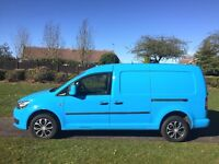 2011 new model vw caddy very rare maxi long wheel base model ideal for many purposes work / lesiure