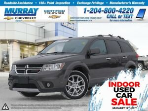 2014 Dodge Journey R/T *Bluetooth, Heated Seats, AWD*