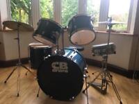 CB Drums. Drum kit