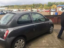 Immmaculate one owner from new Micra