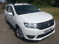 ***2014 Dacia Logan 0.9 litre Luareatte***