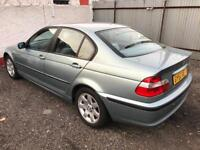 Bmw 318 automatic petrol spares or repair 2002