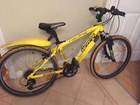 Fantastic Scott Racing Junior Concept 24 Bike 18 Gears