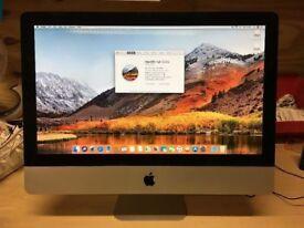 Apple iMac 21.5inch 3.6Ghz intel core 2 duo 4GB Ram 500GB HDD [YEAR 2009] + WARRANTY i-10