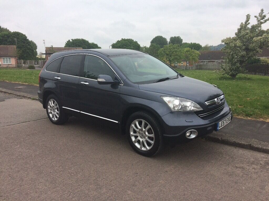 honda crv 2 2 cdti ex 2008 fsh sat nav in bristol gumtree. Black Bedroom Furniture Sets. Home Design Ideas