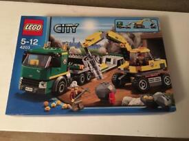 Lego City Mining Set (4203)