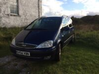 Ford Galaxy seven seater