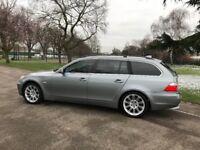 BMW 5 Series 2.5 525d Touring NEW MOT!