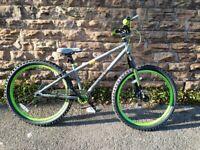 New Zombie Airbourne XL Dirt Jump Bike Disc 26 inch Wheel - RRP £239