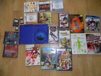 21 game bundle nintendo wii sony psp ds xbox ps3 gameboy pc-cd rom look cheap