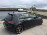 VW Golf GTI PP 2014 with full MILTEK exhaust . only 17800miles