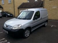 Peugeot Partner Van for sale in Excellent Condition, 2008, silver