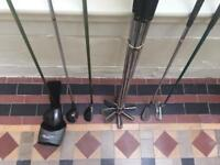 Full (mix and match) set of Golf Clubs