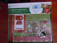 Complete Scrapbook Kit Hoppers Crossing Wyndham Area Preview