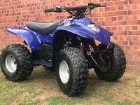 APACHE 100CC QUAD NEAR TO NEW
