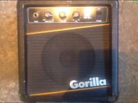 Guitar practise amp 30 watt